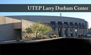 University of Texas at El Paso Larry K. Durham Athletic Facility