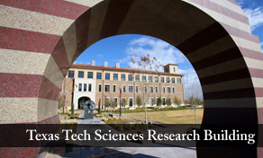 Texas Tech Sciences Research Building