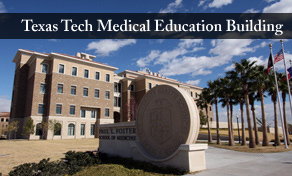 Texas Tech Medical Education Building