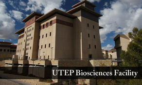 University of Texas at El Paso Bio Sciences Facility