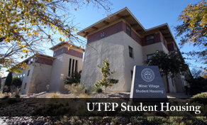 University of Texas at El Paso Student Housing